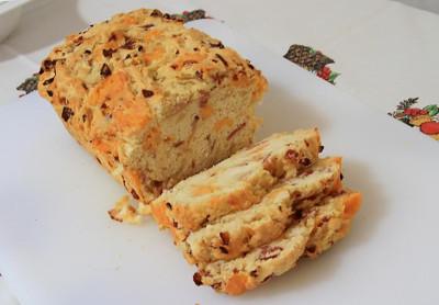Tuisgebakte Brood In Die Bos